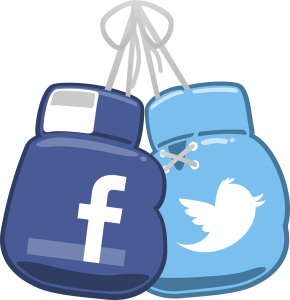 facebook twitter internet marketing