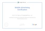 Google Mobile Certification